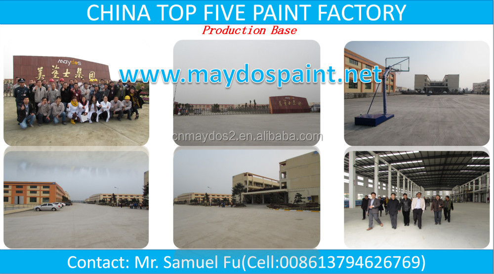 China Top Five Paint Factory-maydos Epoxy Resin Hardener Concrete ...