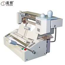 hot glue binding machine for book