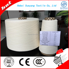 Gold supplier 15cones/pp bag close polyester cotton yarn for China market