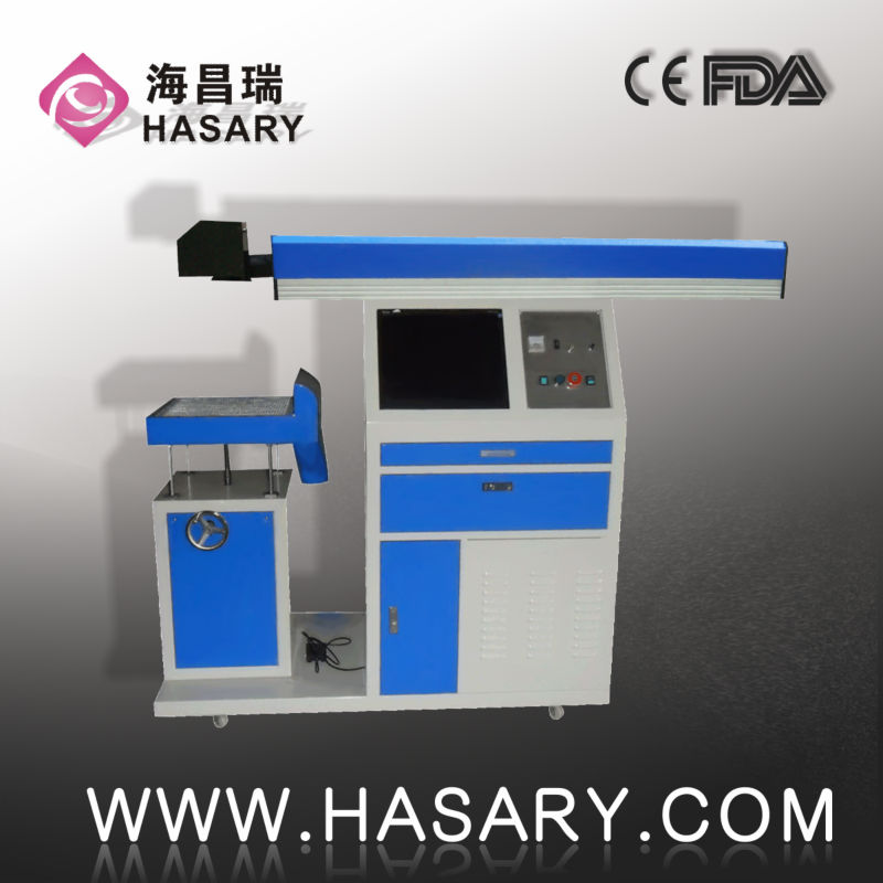 Own big factory to production looking for distributor precision 0.02mm hot sale pencil laser engraving machine