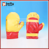 9 inch Kids sport toys boxing gloves toys