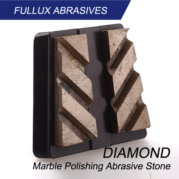 Frankfurt Diamond Abrasive polishing tools for stone polishing machine