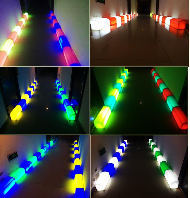Street Light Colors: Different Colors Road Street Light Types Led Plastic Kerb