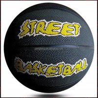 fancy basketball / rubber basketball bulk price