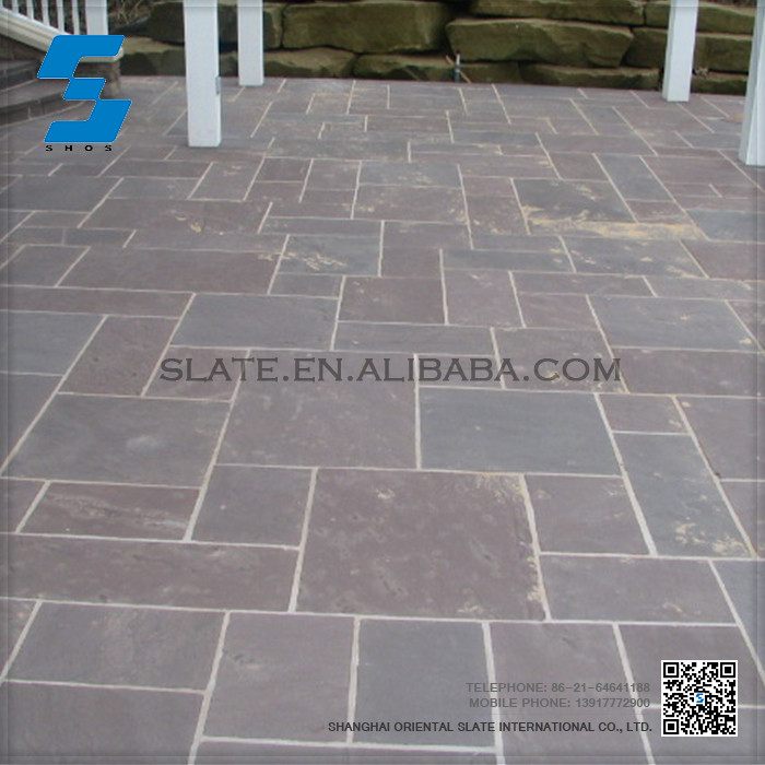 Best Sales High Quality Composite Slate Floor Tiles - Buy ...