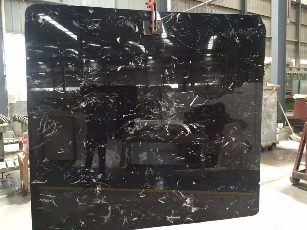 New Itally Black for Marble Slabs