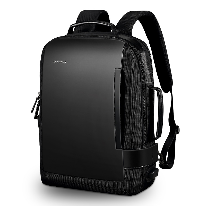 Hautton Best Selling New Design Backpack Men Smart anti-theft Backpack USB Charging laptop <strong>School</strong>