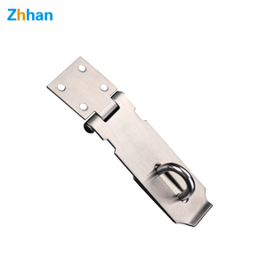 201Stainless steel door lock catch bolt clasp safety lock