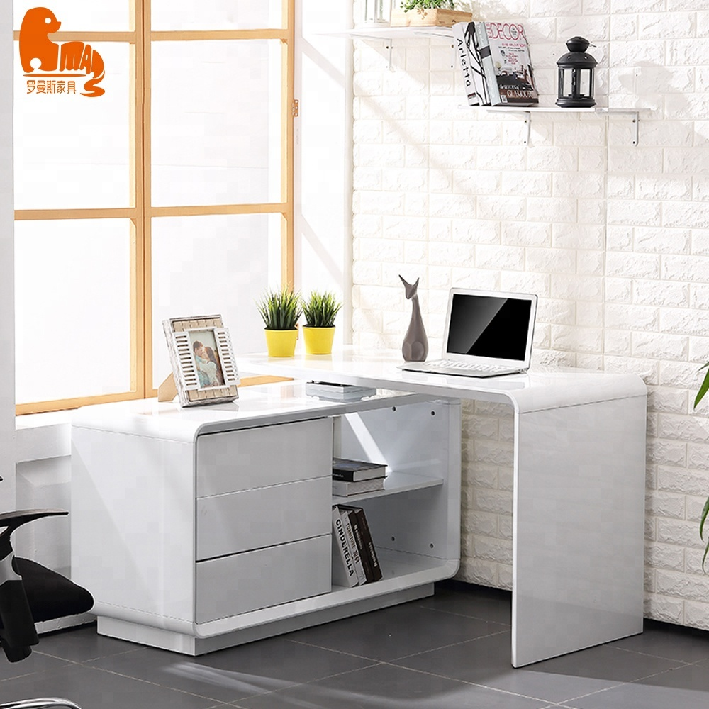 2018 hot sale luxury office home computer desk
