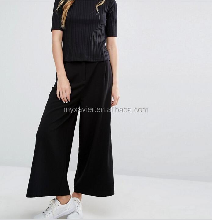 брюки с боковыми карманами 3