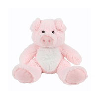 pink plush pig wholesale stuffed plush valentine pig