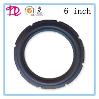 6.5 Inch Subwoofer Speaker Nuandi Black Rubber O Ring/ Rubber Gasket ...