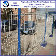 YIZE quality guarantee and brand fold fence with high and colourful post