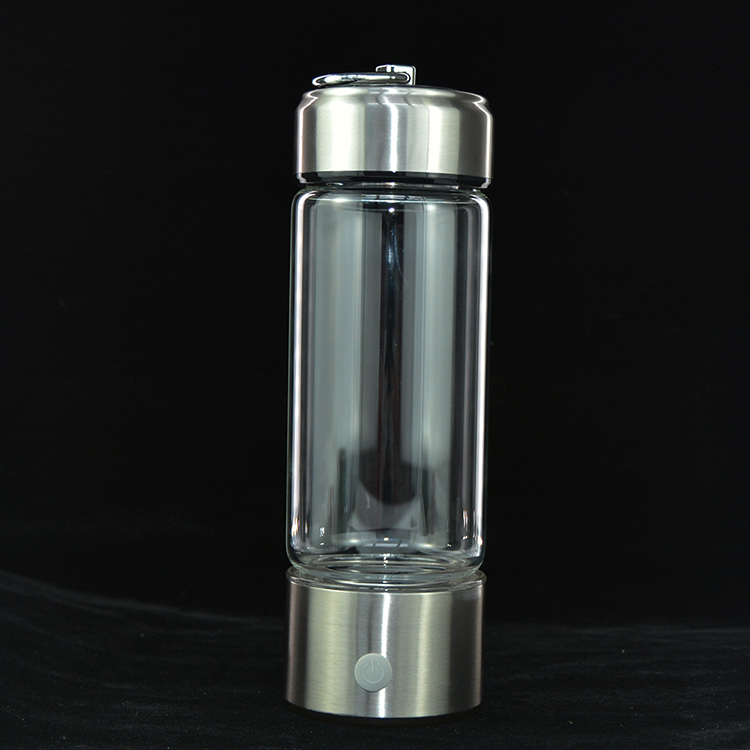 SPE/PEM Technology Separate Hydrogen And Oxygen Water Bottle Active Hydrogen Water Generator
