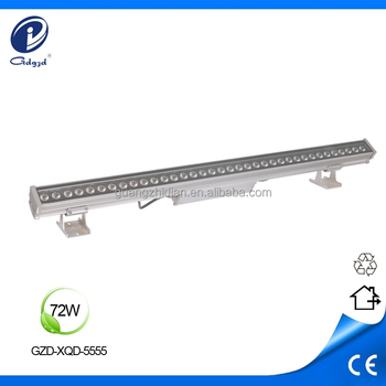 48*1.5w Led Wall Ground Support Wall Washer Lighting Fixtures ...