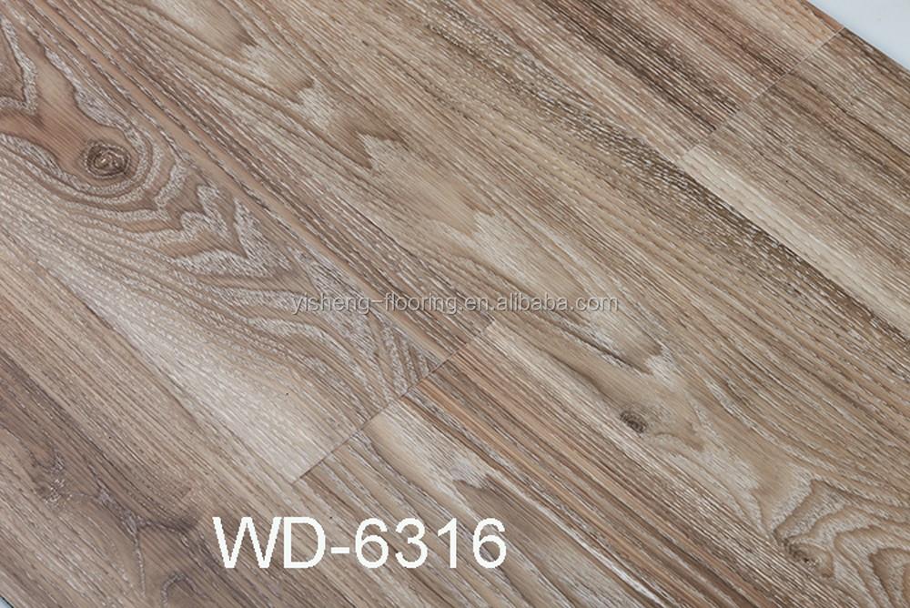 Dark eikenhout look pvc tegel vinyl keuken vloeren kunststof vloeren
