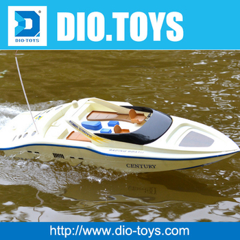 Rc 40km/h Toy Pontoon Boat - Buy Toy Pontoon Boat,Pontoon Boat Toy ...