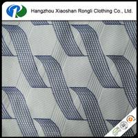 Sell polyester knit jacquard mattress upholstery fabric