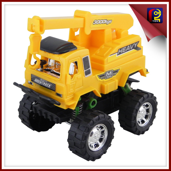 Pull Back car Toy cartoon Construction vehicles toy PCC158225