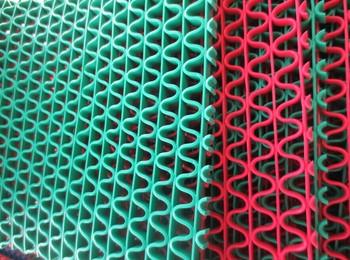 Clear Plastic Floor Mats/pvc Waterproof Hard Plastic Mats