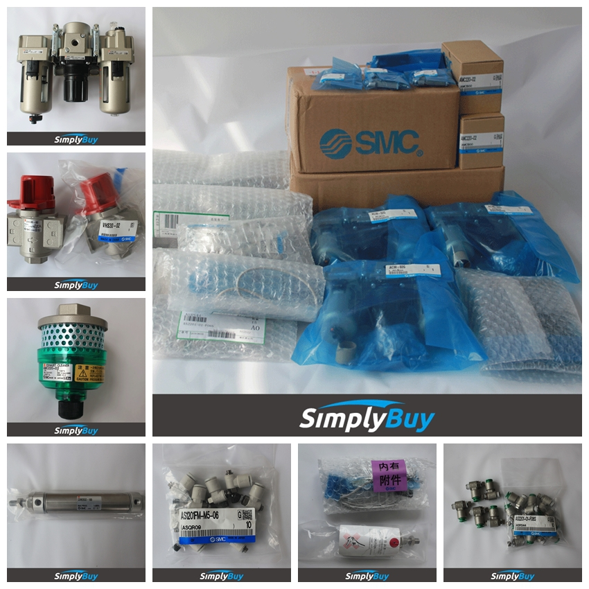 original pneumatic smc pneumatics china factory new