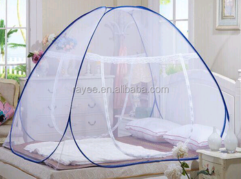 Portable Folding Pop Up Mosquito Net Travel Camping Tent S120cm195cm