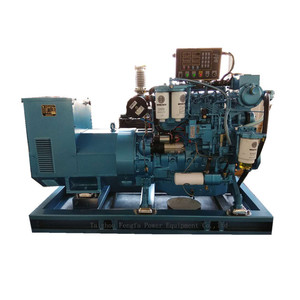 400hp MTU and MWM outboard marine diesel generator for sale