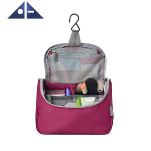 Ladies Essential Outdoor Hanging Makeup Cosmetic Toiletry Travel Bag