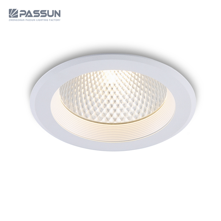 Factory cheap price COB 20W 24W 28W led recessed spotlight 3000k