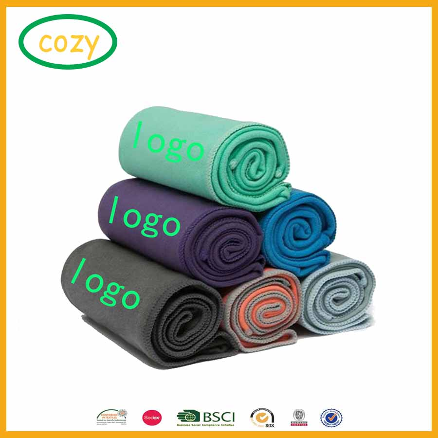 2016 Custom Soft Micro Fiber Beach Sports Travel Towel Set Fabric Roll Bath Sized Antibacterial Travel Towel