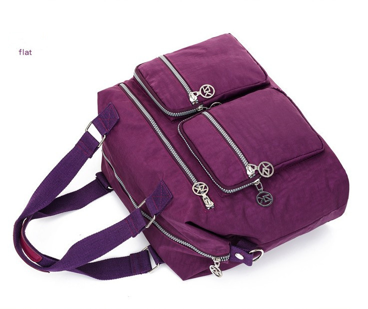 New fashion Nylon fabric Single shoulder diaper bag Waterproof Women's bag