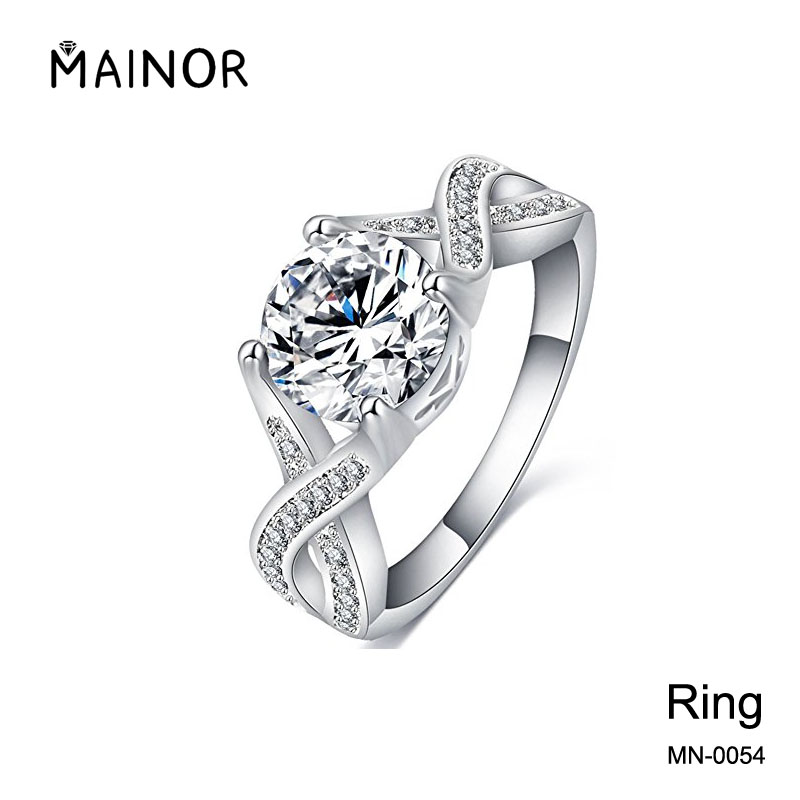 Diamond rings on sale white gold jewellery wedding engagement rings