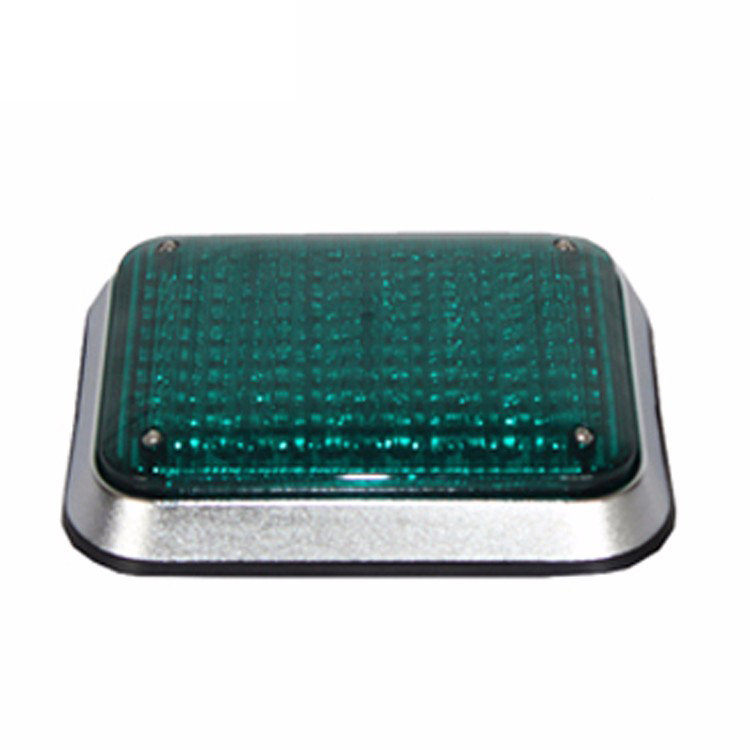 Green emergency Flash Strobe warning lights for ambulance