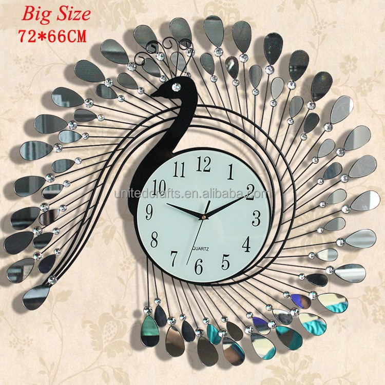 Diamond Wall Clock, Diamond Wall Clock Suppliers And Manufacturers