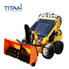 China high quality TL323 mini hydraulic skid steer track loader
