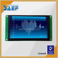3.5'' tft lcd without touch screen controlled RS232/TTL UART interface with wide temperature and usb download picture