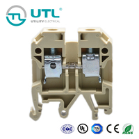 Weidmuller din rail connector JUT2-10 din rail terminal blocks