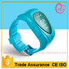 Free Android APP Download Tracking Device/Led Smart Bracelet Watch GPS Tracker