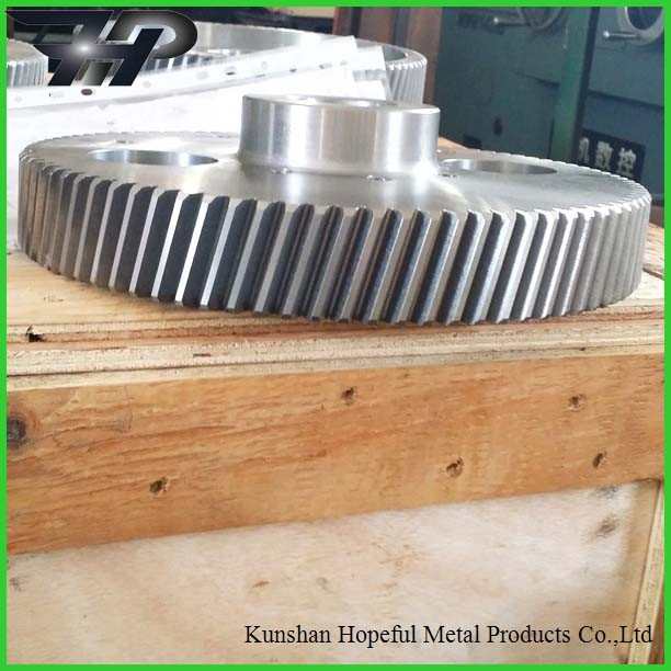 custom stainless steel helical gear