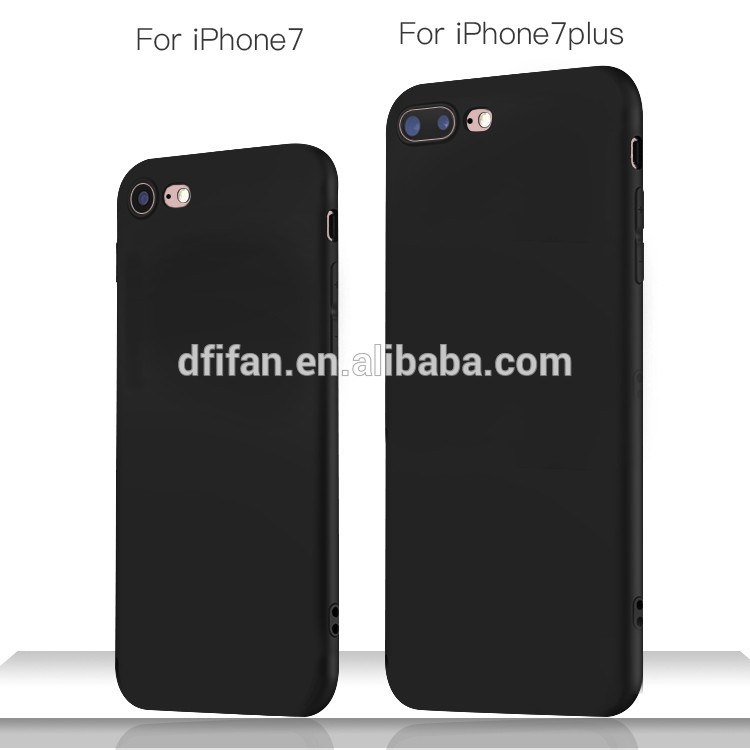 DFIFAN High quality TPU Phone case for xiaomi 6 MI 6 ,soft transparent clear cover case for mi6
