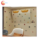 Guangzhou direct factory indoor home rock climbing wall for kids