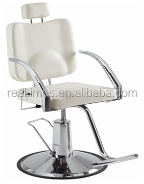 WT-6843 china salon furniture golden lady cosmetic hairdressing waiting chairs