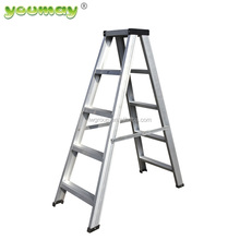 Aluminum Folding Double-side Lightweight Step AD0705A