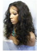 More style wavy cheap 100% brazilian virgin hair Brazilian Virgin Hair Wigs