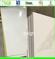 PVC Low Price Celluka Foam Board for Advertising Supplier