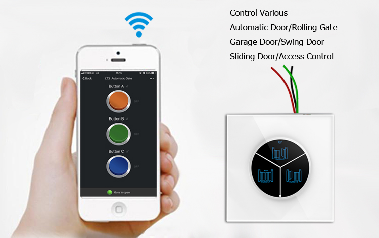 be to programmed a garage system door can work control remotes with electronic amazon doors any universal remote app opener like