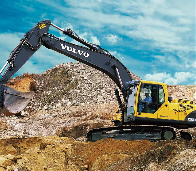Price Of Fullwon Brand New Volvo Ec210blc Price Of Hydraulic Excavator -  Buy Excavator,Volvo Ec210blc Excavator,Price Of Hydraulic Excavator Product
