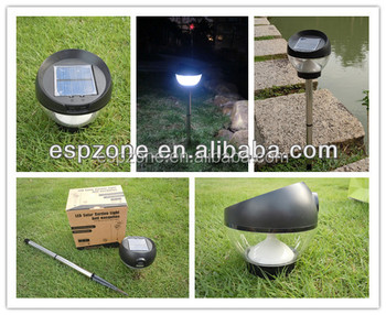 Unique Design 3 In 1 Outdoor Solar Mosquito Repellent Detachable ...