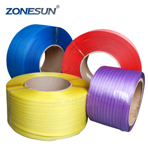 ZONESUN hot sale Plastic Packing Straps/Polypropylene Strapping Band/ Industrial Strapping supply