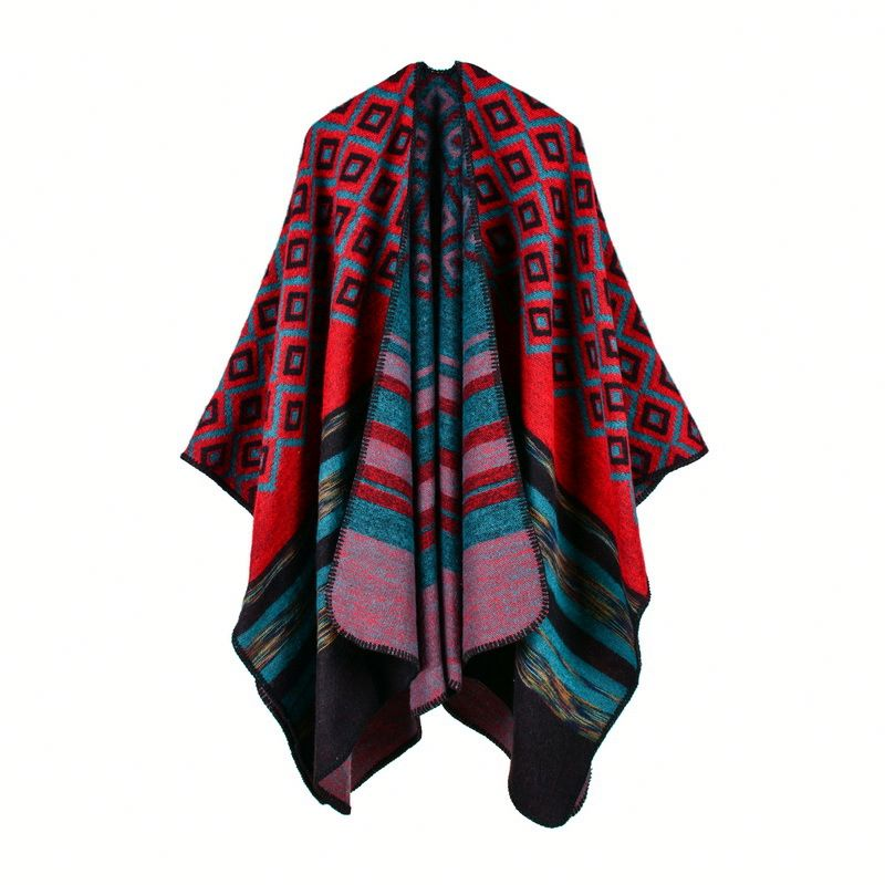 New printing colorful marbled stone printed voile polyester scarf